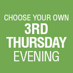 3-Play Subscription: 3rd Thursday Evening