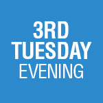 5-Play Subscription: 3rd Tuesday Evening