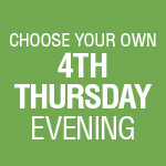 3-Play Subscription: 4th Thursday Evening