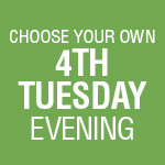 3-Play Subscription: 4th Tuesday Evening