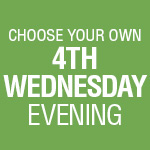 3-Play Subscription: 4th Wednesday Evening
