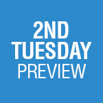 5-Play Subscription: 2nd Tuesday Preview