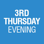5-Play Subscription: 3rd Thursday Evening