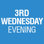 5-Play Subscription: 3rd Wednesday Evening